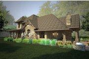 Craftsman Style House Plan - 4 Beds 4 Baths 3069 Sq/Ft Plan #120-178