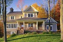Home Plan - Farmhouse Photo Plan #23-293