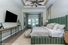 Architectural House Design - Modern Interior - Master Bedroom Plan #930-519