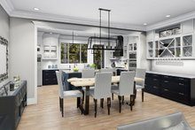 Dream House Plan - Dining_Kitchen