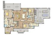 Craftsman Style House Plan - 3 Beds 3.5 Baths 3393 Sq/Ft Plan #1057-26