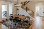 Farmhouse Style House Plan - 4 Beds 3.5 Baths 3023 Sq/Ft Plan #1070-42 Exterior - Front Elevation