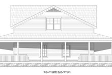 Dream House Plan - Traditional Exterior - Other Elevation Plan #932-336