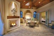 Mediterranean Style House Plan - 4 Beds 4.5 Baths 3790 Sq/Ft Plan #930-13 Exterior - Outdoor Living