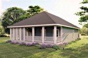 Craftsman Style House Plan - 3 Beds 2 Baths 1587 Sq/Ft Plan #44-232