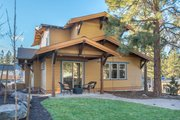 Craftsman Style House Plan - 4 Beds 3 Baths 1786 Sq/Ft Plan #895-45 Exterior - Outdoor Living