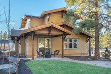 Craftsman Exterior - Outdoor Living Plan #895-45