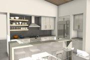 Modern Style House Plan - 4 Beds 3 Baths 2448 Sq/Ft Plan #497-37