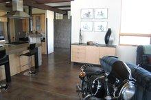Home Plan - Modern Interior - Family Room Plan #451-18