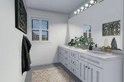 Craftsman Style House Plan - 3 Beds 2.5 Baths 2438 Sq/Ft Plan #1060-65 Interior - Master Bathroom