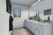 Craftsman Interior - Master Bathroom Plan #1060-65