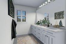 Architectural House Design - Craftsman Interior - Master Bathroom Plan #1060-65