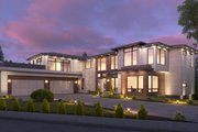 Contemporary Style House Plan - 6 Beds 7 Baths 6792 Sq/Ft Plan #1066-135