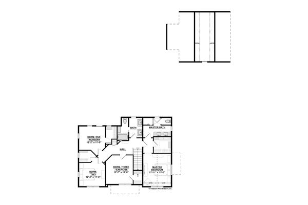 House Plan Design - Traditional Floor Plan - Other Floor Plan #928-349