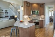 Craftsman Style House Plan - 3 Beds 2.5 Baths 2592 Sq/Ft Plan #929-833