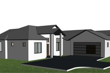 Traditional Exterior - Other Elevation Plan #1066-107