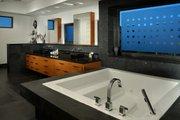 Modern Style House Plan - 4 Beds 4.5 Baths 5555 Sq/Ft Plan #420-172 Interior - Master Bathroom