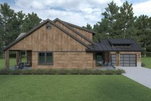 House Plan Design - Craftsman Exterior - Other Elevation Plan #1070-105