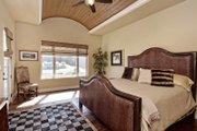 Mediterranean Style House Plan - 5 Beds 4 Baths 3585 Sq/Ft Plan #80-221 Interior - Master Bedroom