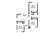 Contemporary Style House Plan - 5 Beds 3.5 Baths 3261 Sq/Ft Plan #48-1013