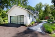 Contemporary Style House Plan - 3 Beds 2 Baths 2491 Sq/Ft Plan #928-326
