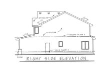 House Plan Design - European Exterior - Other Elevation Plan #20-1513