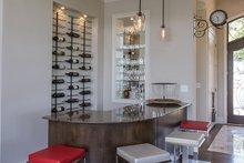 Architectural House Design - Wet Bar
