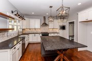 Craftsman Style House Plan - 4 Beds 2.5 Baths 2607 Sq/Ft Plan #20-2146 Interior - Kitchen