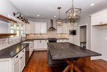 House Plan Design - Craftsman Interior - Kitchen Plan #20-2146