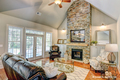 Ranch Style House Plan - 3 Beds 2 Baths 1908 Sq/Ft Plan #929-1013 Interior - Family Room