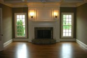 Classical Style House Plan - 5 Beds 5 Baths 6570 Sq/Ft Plan #429-47 Photo