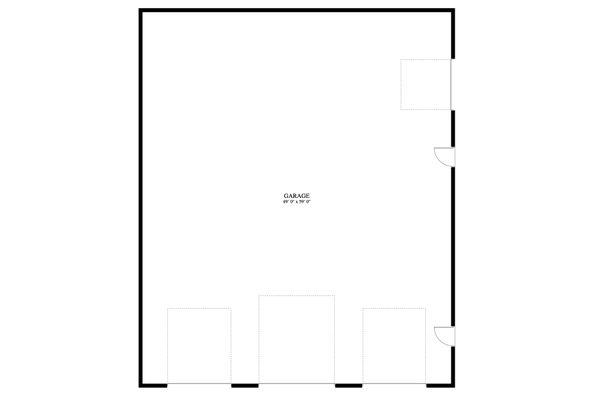 Dream House Plan - Traditional Floor Plan - Main Floor Plan #1060-71