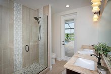 Mediterranean Interior - Bathroom Plan #938-90