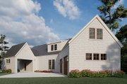 Modern Style House Plan - 3 Beds 3 Baths 2782 Sq/Ft Plan #923-198