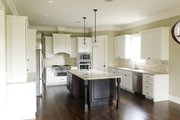 Craftsman Style House Plan - 3 Beds 2.5 Baths 2651 Sq/Ft Plan #437-59 Interior - Kitchen