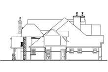 Dream House Plan - Craftsman Exterior - Other Elevation Plan #124-703
