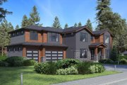 Traditional Style House Plan - 5 Beds 4.5 Baths 3173 Sq/Ft Plan #1066-75