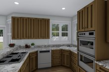 Architectural House Design - Traditional Interior - Kitchen Plan #1060-100