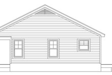 House Design - Country Exterior - Other Elevation Plan #932-191