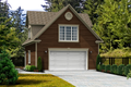 Country Style House Plan - 1 Beds 1 Baths 610 Sq/Ft Plan #25-4750 Exterior - Front Elevation
