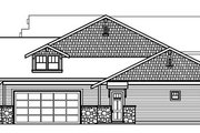Craftsman Style House Plan - 4 Beds 4.5 Baths 4939 Sq/Ft Plan #124-723