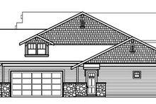 Dream House Plan - Craftsman Exterior - Other Elevation Plan #124-723