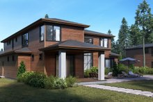 House Plan Design - Traditional Exterior - Other Elevation Plan #1066-93