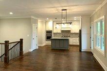 House Plan Design - Ranch Interior - Family Room Plan #437-88