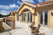 Mediterranean Style House Plan - 5 Beds 5.5 Baths 6045 Sq/Ft Plan #548-3 Photo