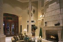 Dream House Plan - Mediterranean Interior - Family Room Plan #930-15