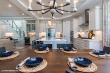 Dream House Plan - Modern Interior - Kitchen Plan #930-519