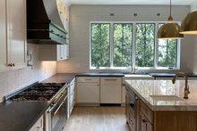 Modern Interior - Kitchen Plan #437-108