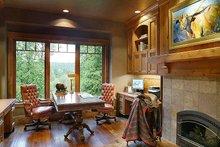Craftsman Interior - Other Plan #48-233