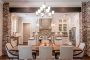 Farmhouse Style House Plan - 3 Beds 2.5 Baths 2553 Sq/Ft Plan #430-204 Interior - Dining Room